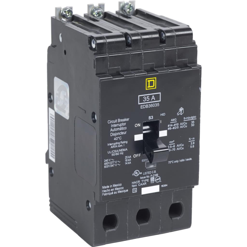 Mayer-NF Panelboard MCB - EDB36040-1