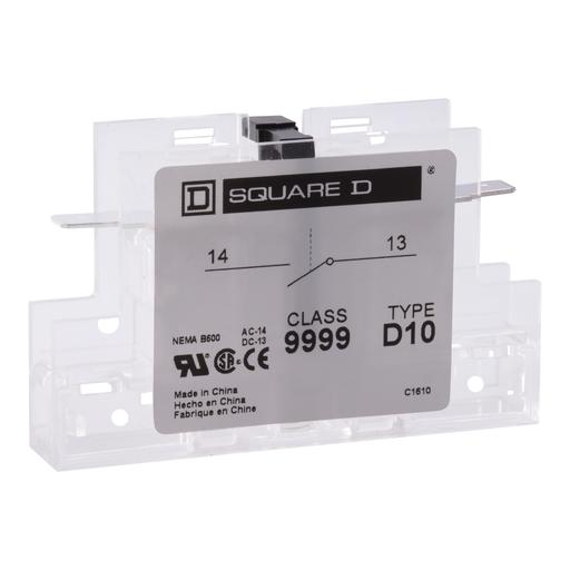SQD 9999D11 AUX CONTACT 5AMP T