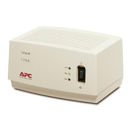 APC LE1200 LINE-R 1200VA VTG REGLTR