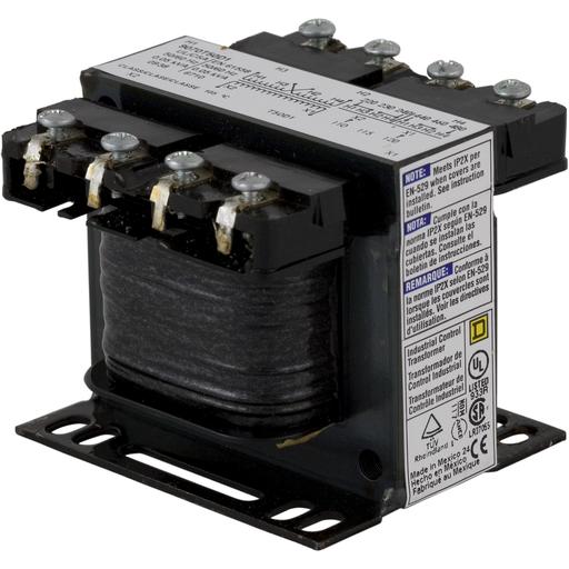 SQD 9070T50D1 TRANSFORMER CONTROL 50VA 240/480V-120V