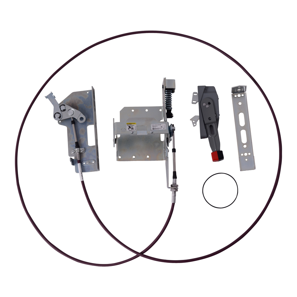SQUARE D 9422 Cable Operated Mechanisms for Circuit Breaker Mechanisms - 9422CFA51