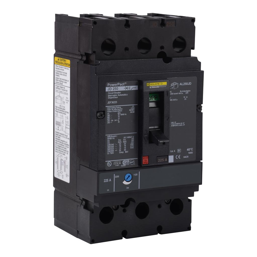 Mayer-Molded Case Circuit Breaker 600V 150A-1