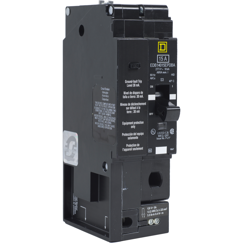 Mayer-NF Panelboard MCB - EDB14040EPDBA-1