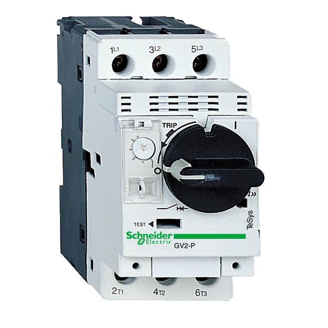 SQD GV2P05 IEC MAN STARTER