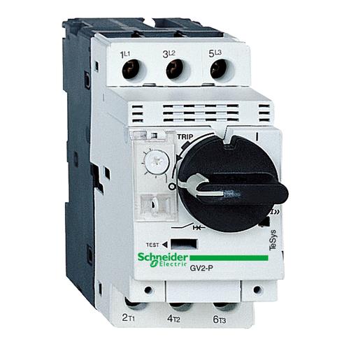 SQD GV2P05 MANUAL STARTER 600VAC
