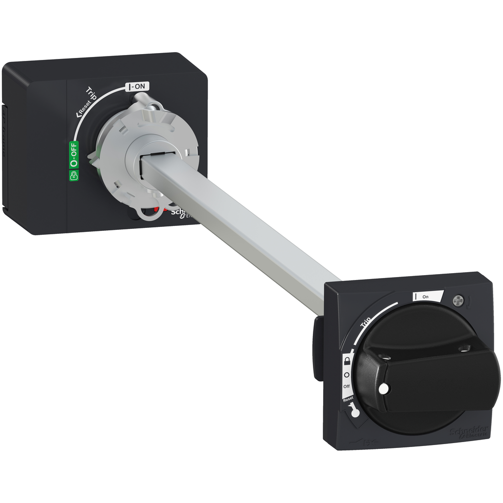 SQD LV426932 CB DOOR MOUNTED ROTARY HANDLE Black