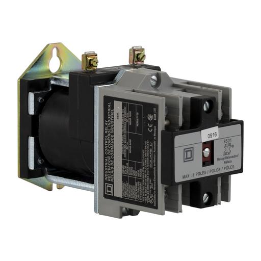 SQD 8501XDO20V53 RELAY 600VAC 10AMP