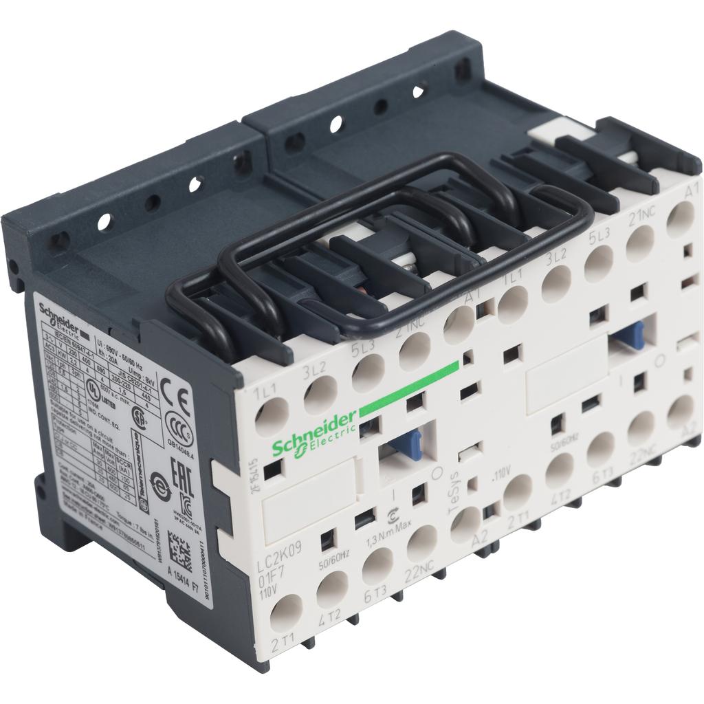 SQD LC2K0901F7 REV IEC CTR