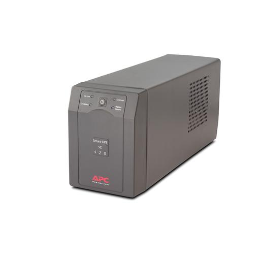 APC SC420 APC SMART-UPS SC 420VA 120V 120 120