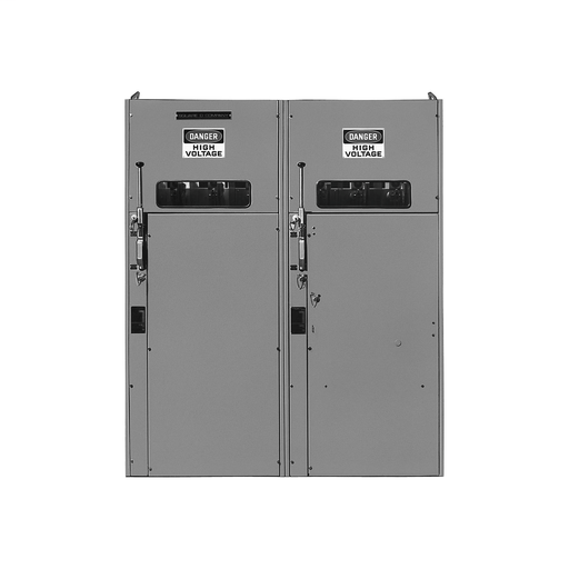 Mayer-HVL Digest Switch 15KV NEMA 3R 10-400E Boric Acid Fuse-1