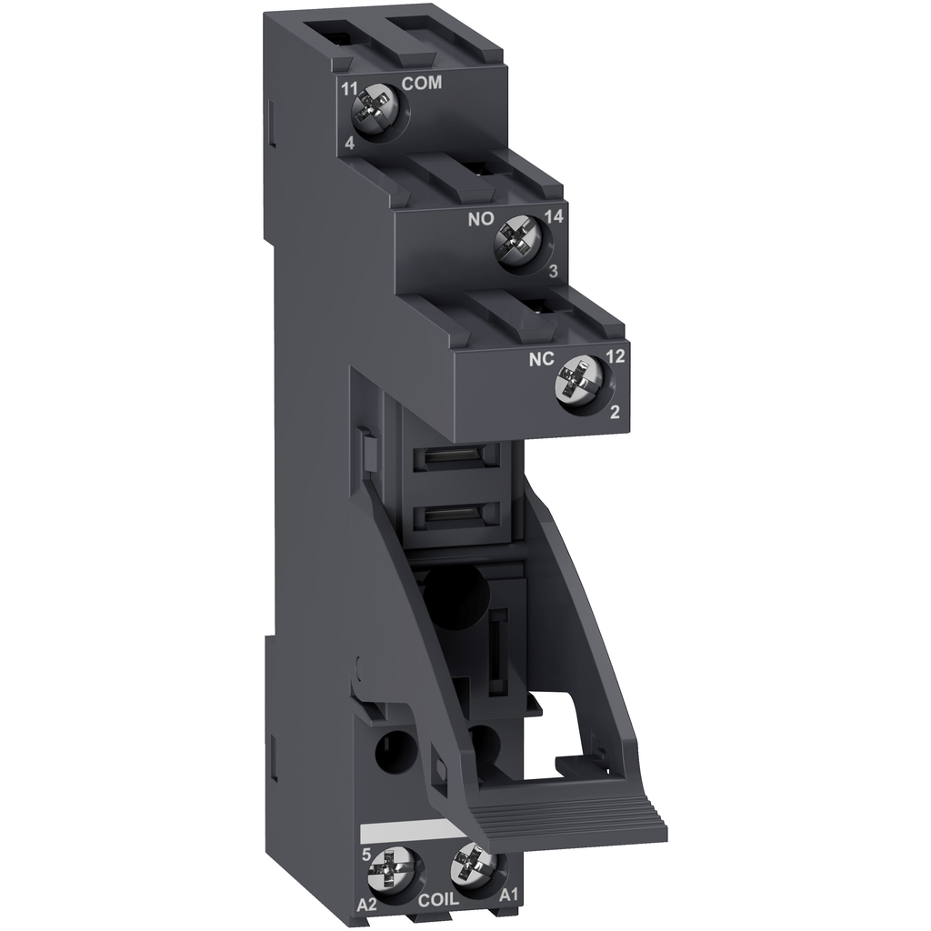 SQD RGZE1S35M SOCKET 250VAC 10A FOR RXG1 RELAY