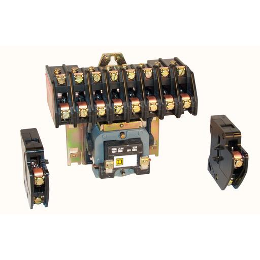 SQD 8903LO80V01 30A 8P LTG CNCTR