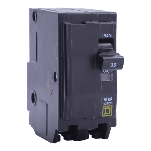 SQD QO250 2P 50A 120/240V PLUG-ON CIRCUIT BREAKER