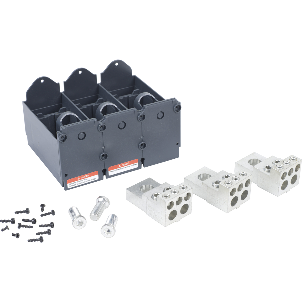 SQUARE D PowerPact H-Frame Molded Case Circuit Breakers Accessories - PDC5DG20L3