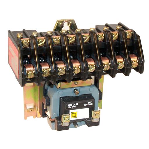 SQD 8903LXO1000V02 30A LTG CNCTR
