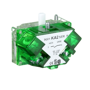 SQD 9001KA2 CONTACT BLOCK NORMALLY OPEN TOP 500 ITEM