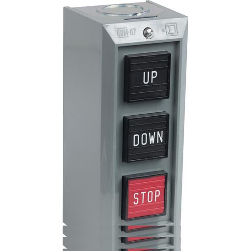 SQD 9001BG305 CONTROL STATION +OPTIONS