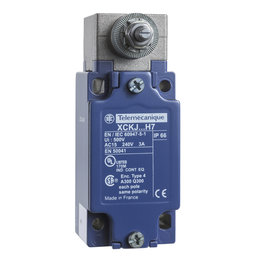 SQD ZCKJ4104H7 LIMIT SWITCH BODY