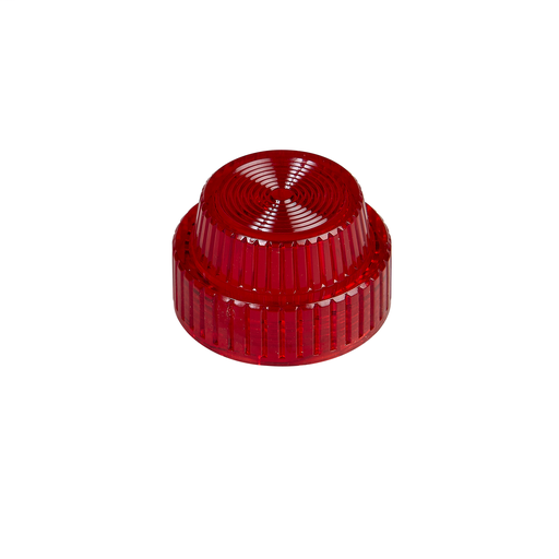 Pilot Light Lens,30mm,Red,Plastic SCHNEIDER ELECTRIC 9001R31