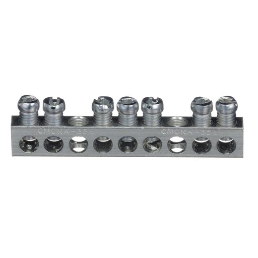 Accessories Breakers, Load Centers & Fuses LOAD CENTER GROUND BAR ...
