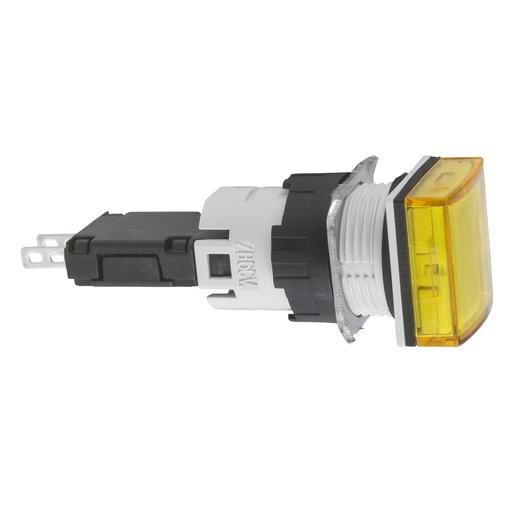 SQD XB6CV5BB PUSH BUTTON LIGHT 1.5A XB6