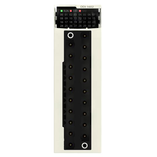 SQD BMXDDI1602H H DIG 16I 24 VDC