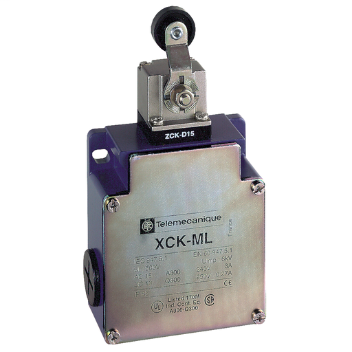 SQD XCKML115 LIMIT SWITCH 240VAC
