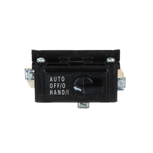 SQD 9999SC2 HAND OFF AUTO COVER MOUNT N1 CONTACTOR+STARTER SELECT SWITCH