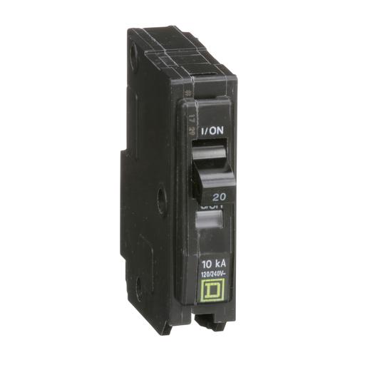 SQD QO120 SP-120/240V-20A CB TOP 500 ITEM