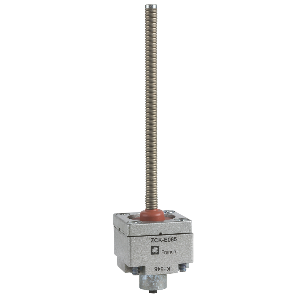 Limit switch head ZCKE - spring rod