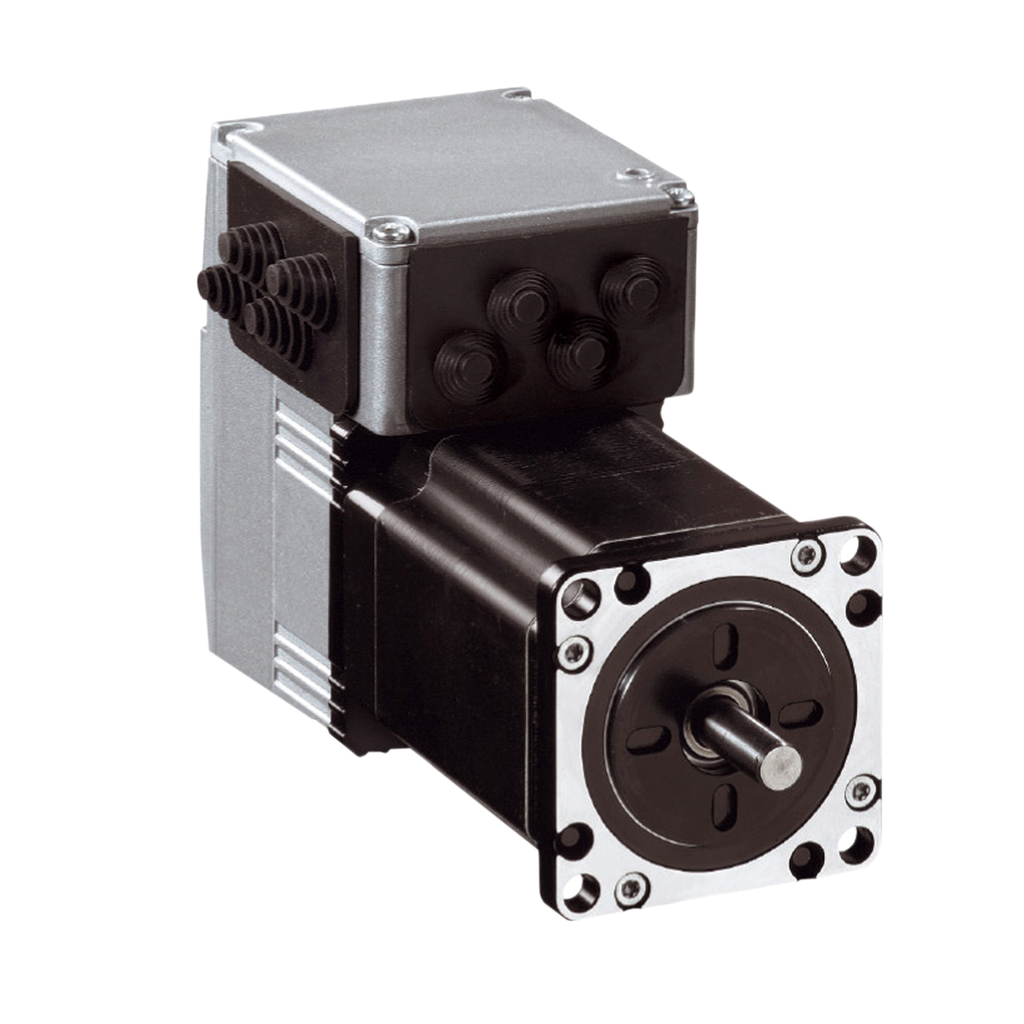 Integrated drive ILS with stepper motor - 24..36 V - CANopen DS301 - 3.5A