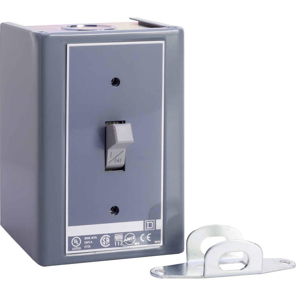 Manual Switch - NEMA 1 Oversized - 3P - Toggle Operated - No Indicator - 600VAC