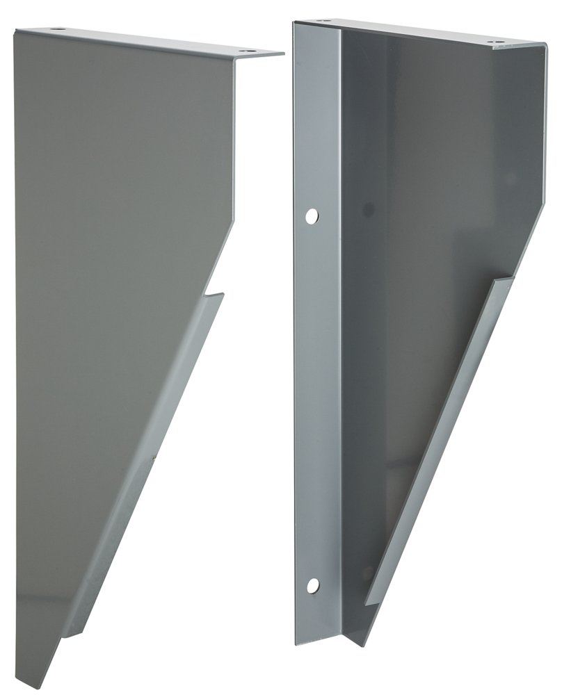 Wall Mounting Brackets - D18 & H18 Transformer - Left and Right