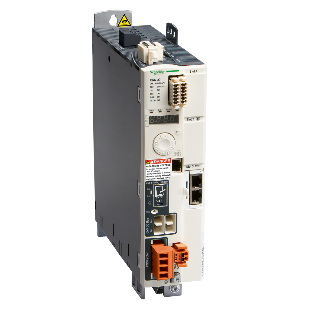 Motion servo drive - Lexium 32 - three-phase supply voltage 208/480V - 3 kW