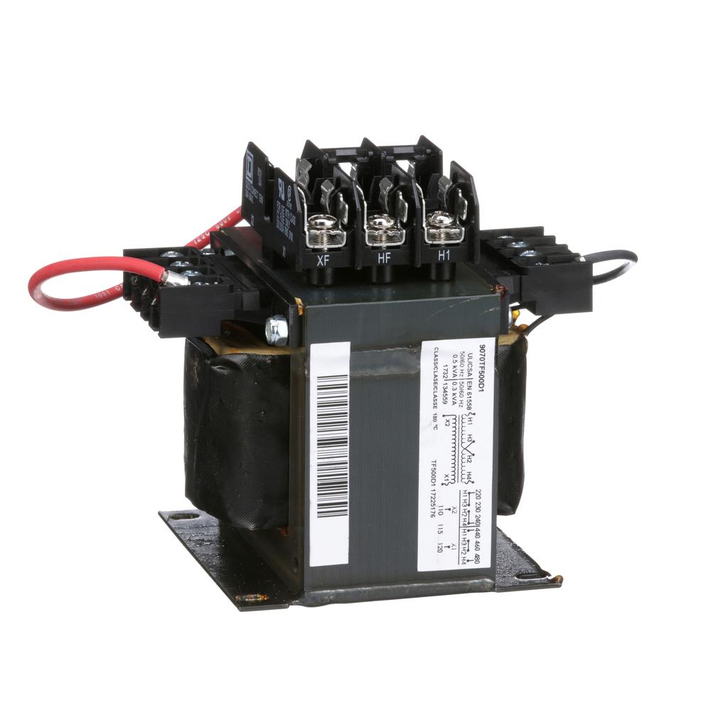TRANSFORMER CONTROL 500VA 240/480V-120V