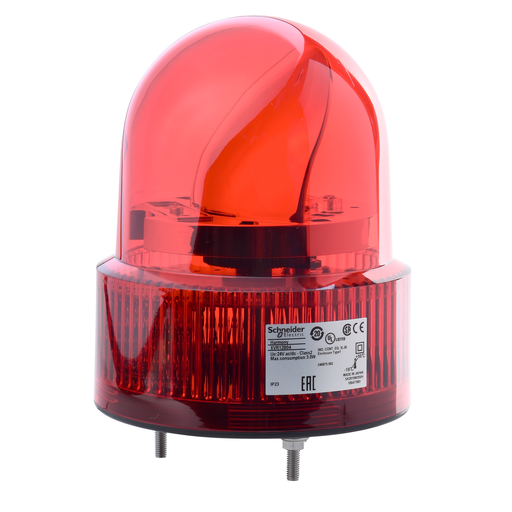 SQD XVR12B04S 120MM ROTATING MIRROR RED 24VAC-DC