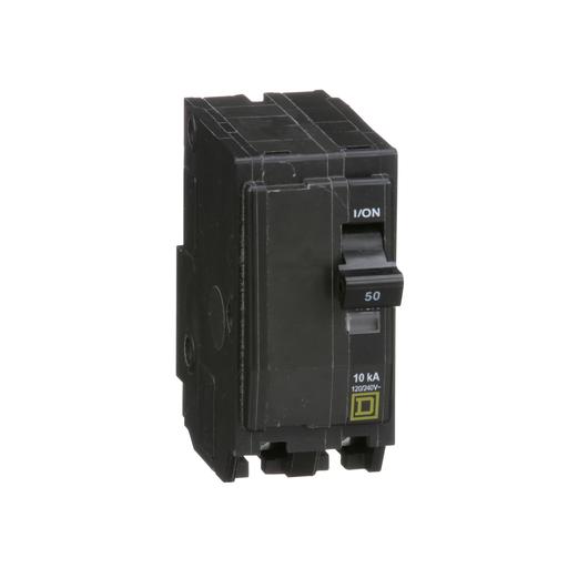 SQD QO250 2P-120/240V-50A CB