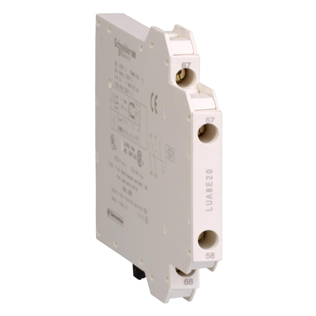 Control power disconnect module