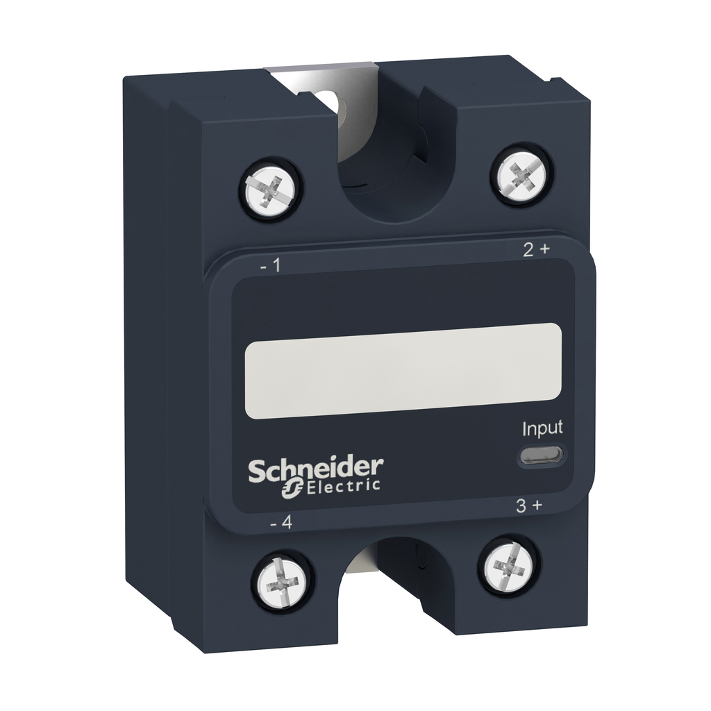 Solid state relay - panel mounting - input 3-32V DC, output 24-300 V AC, 10A