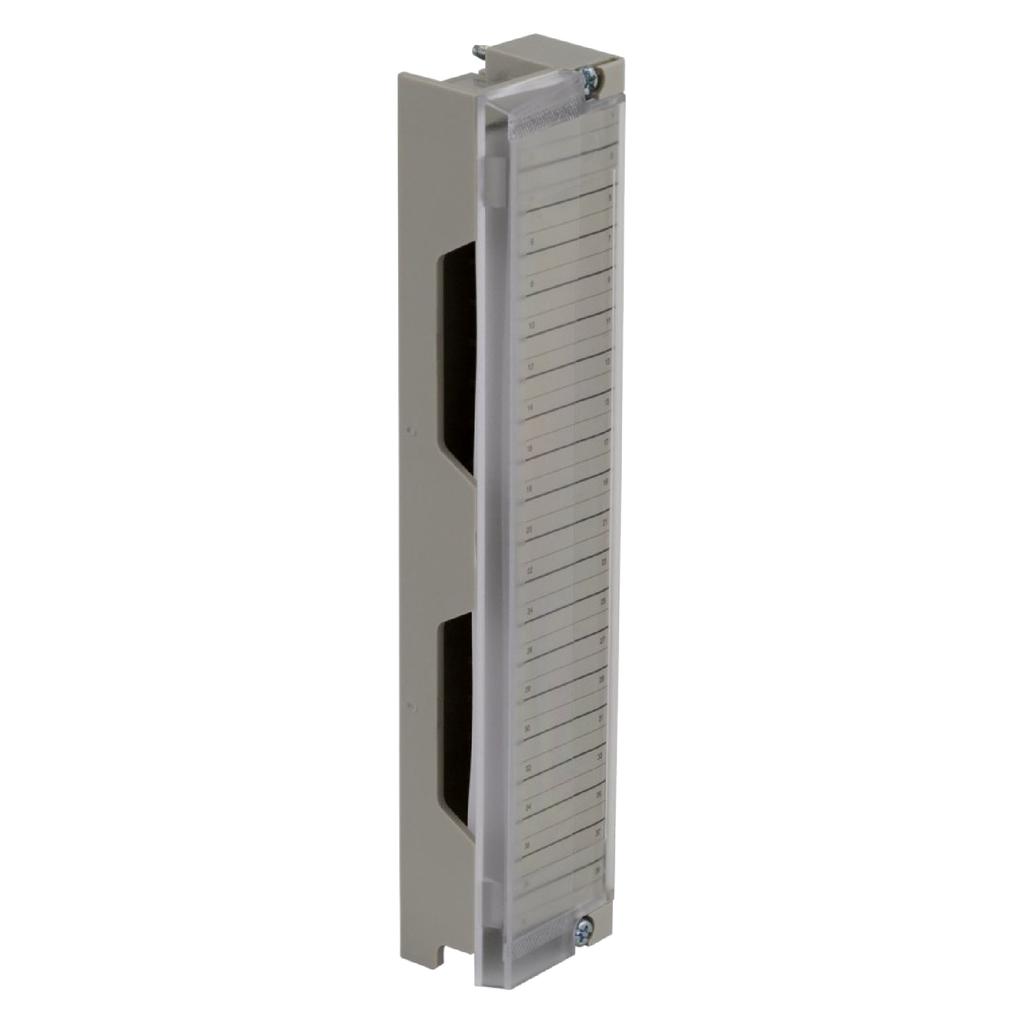 Modicon Quantum, programmable logic controller, screw terminal block, 40 point