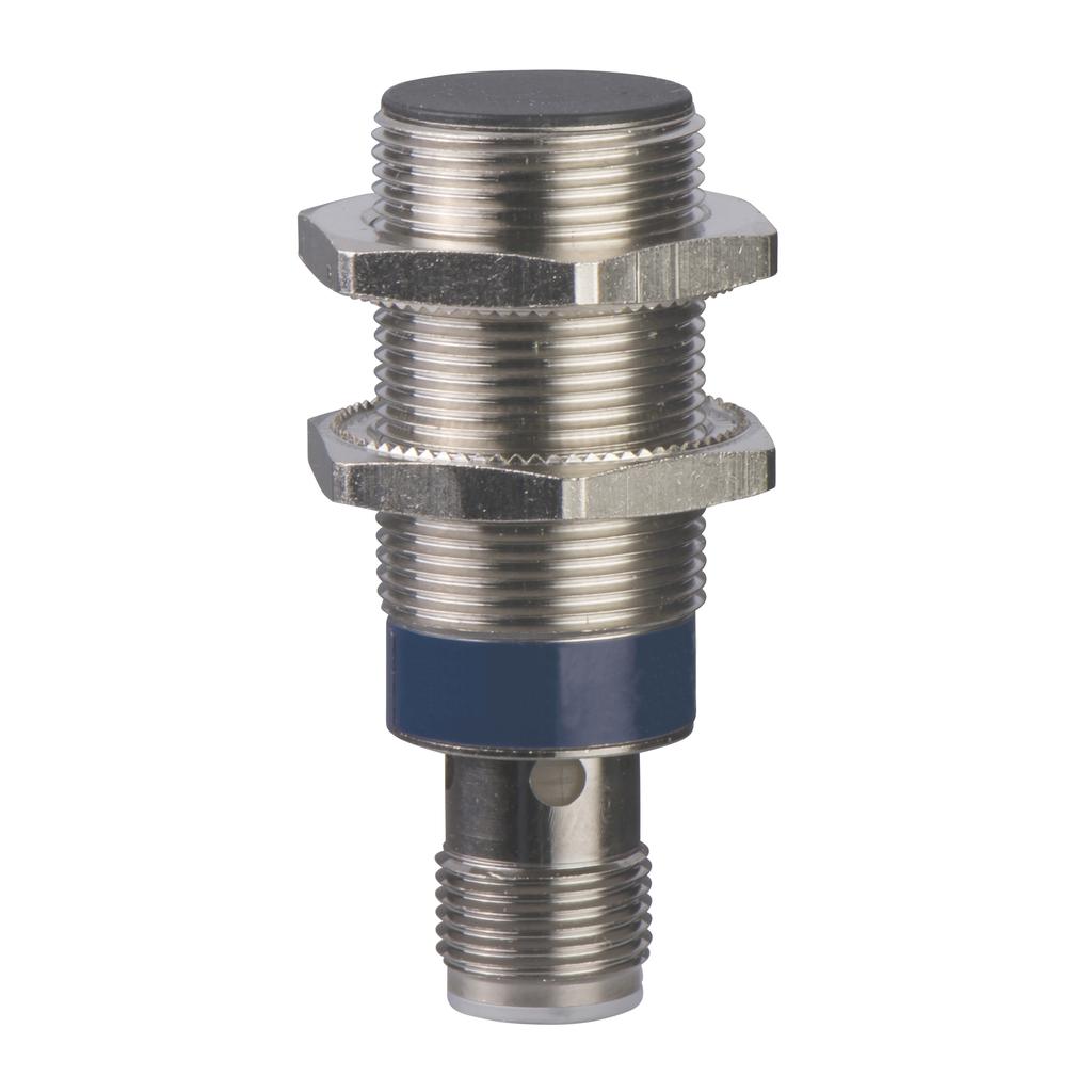 Inductive sensor XS5 M18 - L50mm - brass - Sn5mm - 12..24VDC - M12