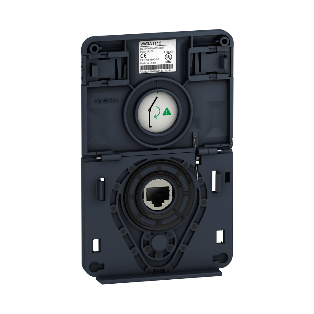 Door mounting kit - for remote graphic terminal - variable speed drive - IP65 /