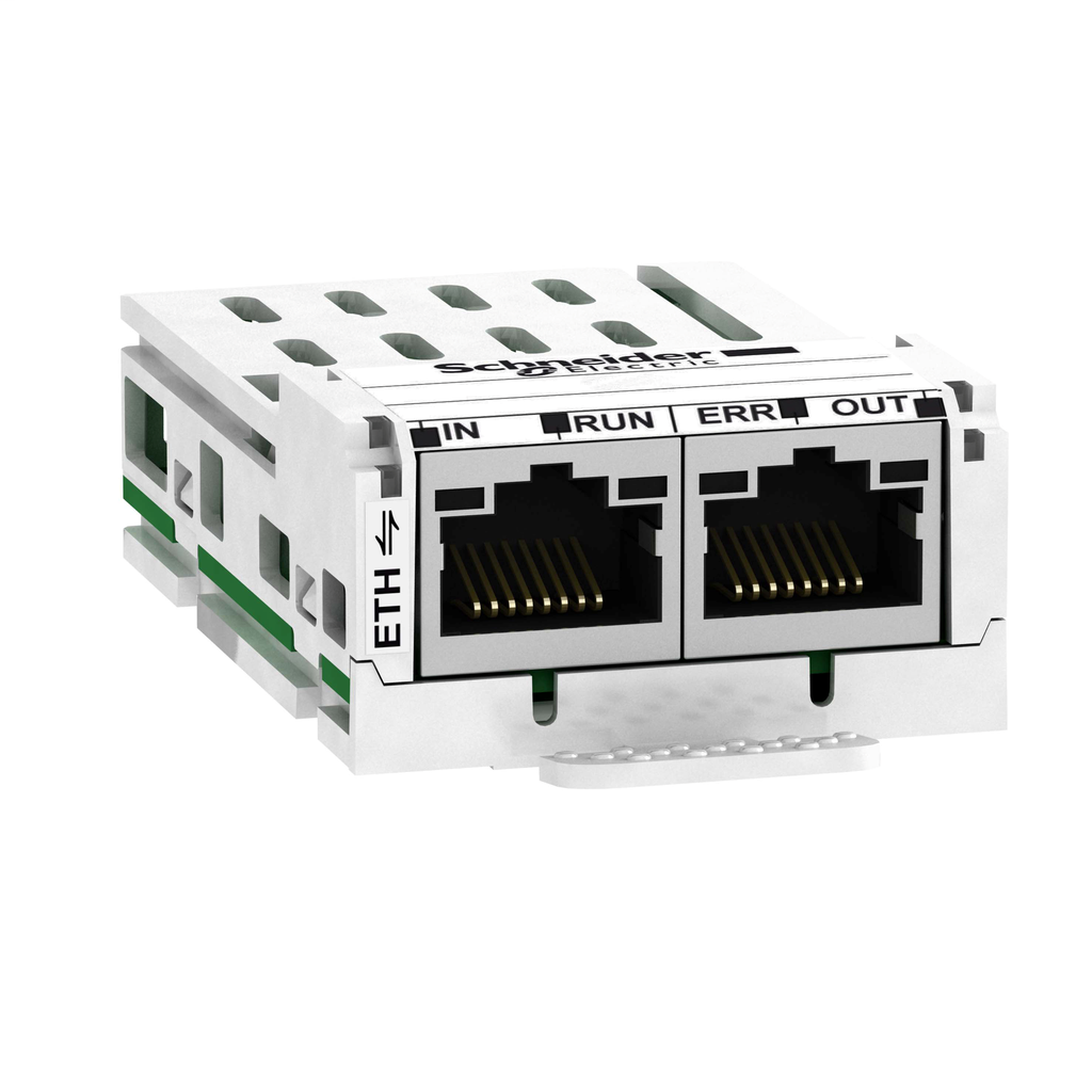 Ethercat 2 x RJ45 communication module