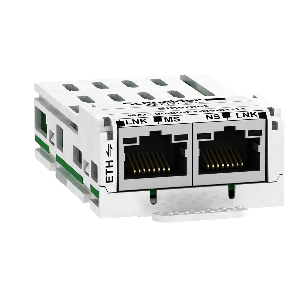 Ethernet TCP/IP communication module