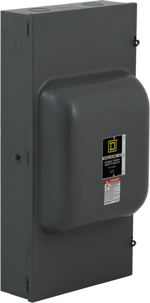 Double Throw Safety Switches - 82444DS