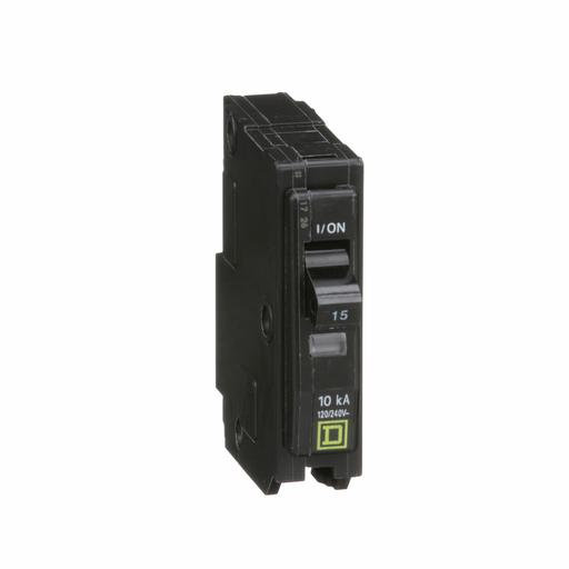 SQD QO115 SP-120/240V-15A CB TOP 500 ITEM