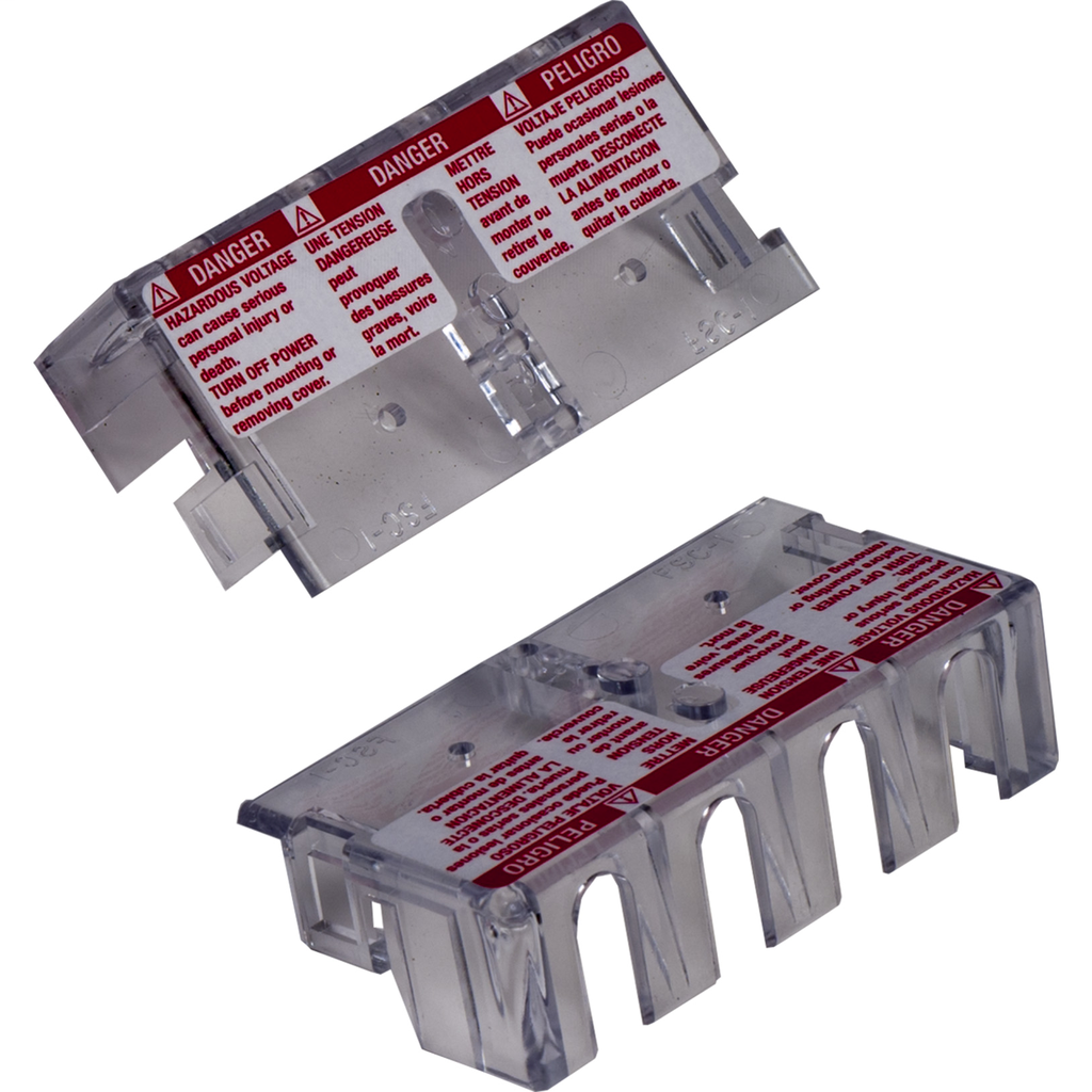 FINGER SAFE COVERS (10 kits/pkg)