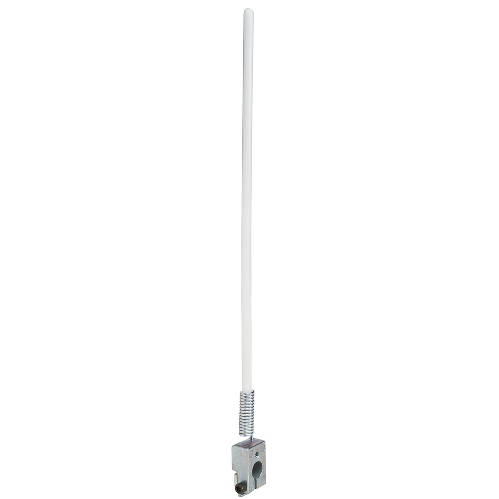 Limit switch lever arm, 9007C, 12 inch long Delrin spring rod