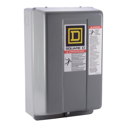 SQD 8502SCG2V02S CONTACTOR 600V AC +OPTIONS
