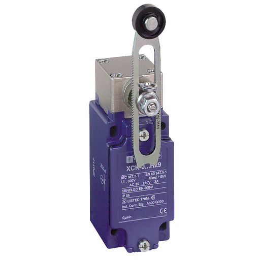 SQD XCKJ10541H7 LIMIT SWITCH 240VAC
